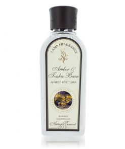 Ashleigh & Burwood Geurlamp vloeistof 500 ml Amber & Tonka Bean