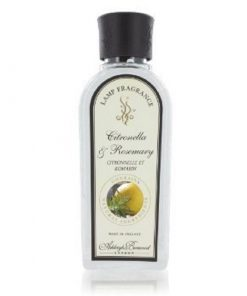 Ashleigh & Burwood Geurlamp vloeistof 500 ml Citronella & Rosemary