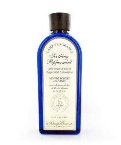 Ashleigh & Burwood Geurlamp vloeistof 500 ml Aromatherapy Soothing Peppermint
