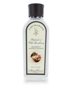 Ashleigh & Burwood Geurlamp vloeistof 500 ml Rhubarb & Wild Gooseberry