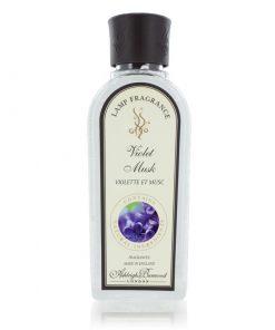 Ashleigh & Burwood Geurlamp vloeistof 500 ml Violet Musk