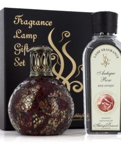 Ashleigh & Burwood Lamp Gift Set Dragon's Eye