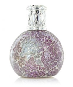 Ashleigh & Burwood Small Fragrance Lamp Frosted Rose