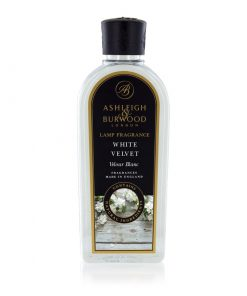 Ashleigh & Burwood Geurlamp vloeistof 500 ml White Velvet
