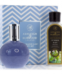 ashleigh-burwood-blue-speckle-fragrance-lamp-gift-set